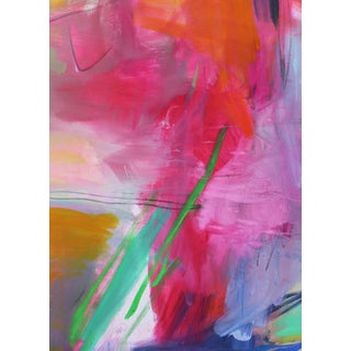 """""""Uluru"""" by Trixie Pitts Extra-Large Abstract Expressionist Oil Painting Preview"""