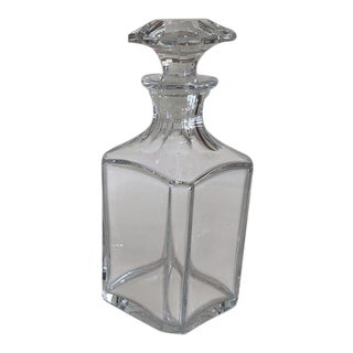 Baccarat Crystal Decanter For Sale