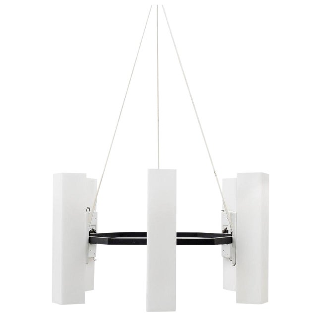 Chandelier by Jan Wahlman, Sweden / 2 Available For Sale