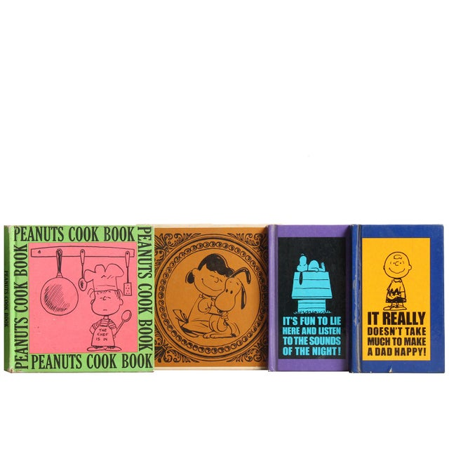 Peanuts Cartoon Mini Books - Set of 14 - Image 2 of 2
