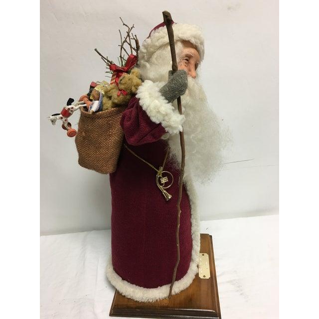 Sara Baker Hand Made Father Christmas - Image 6 of 10