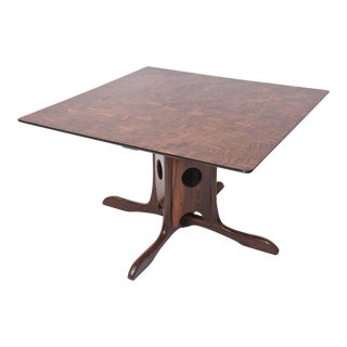 Don Shoemaker Dining, Centre or Games Table For Sale