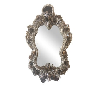 Handmade Shell Mirror