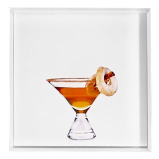 'Baked Apple' Limited-Edition Cocktail Portrait Photograph For Sale