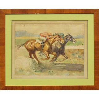"""""""Two Racehorses"""" For Sale"""