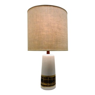 Martz Marshall Studios Ceramic Table Lamp For Sale