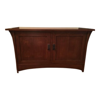 Stickley Furniture TV Console
