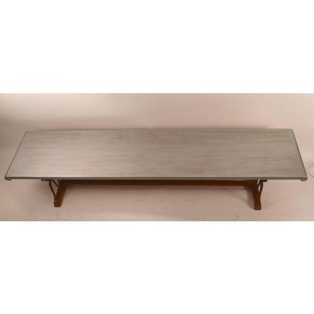 "John Van Koert for Drexel ""Casa Del Sol"" Bench Coffee Table For Sale In New York - Image 6 of 10"