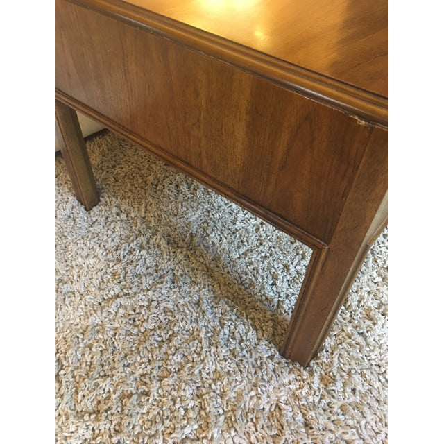 1970s 1970s Mid-Century Modern Drexel End Table For Sale - Image 5 of 9