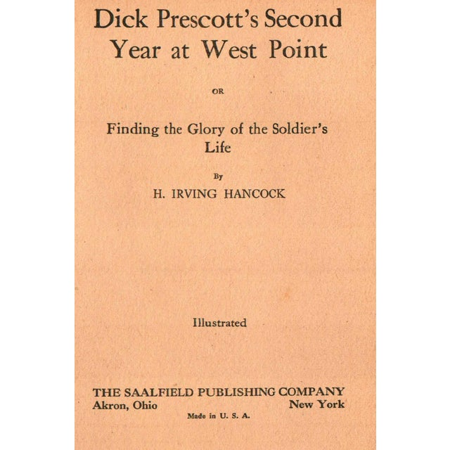 Traditional Dick Prescott: Second Year at West Point For Sale - Image 3 of 4