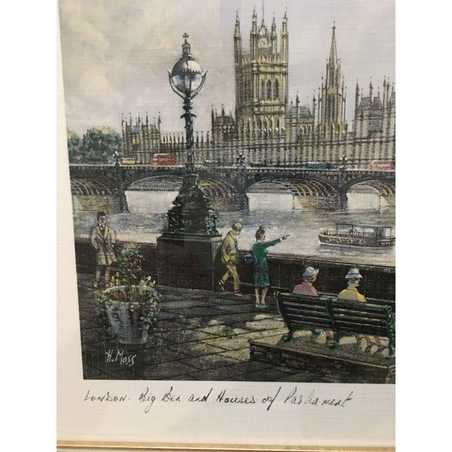 H.Moss Vintage London Prints - Set of 4 - Image 9 of 11