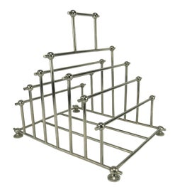 Image of Art Deco Magazine Racks