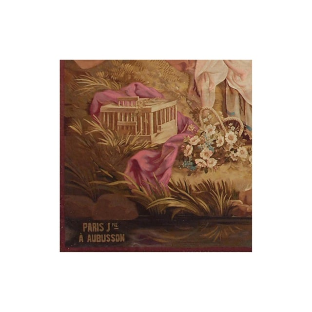 19th Century Antique Tapestry Cartoon by François Boucher For Sale - Image 4 of 6