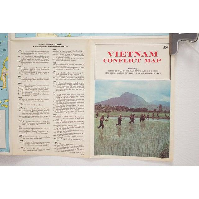 1970s Map of Vietnam - Image 6 of 6