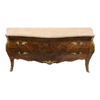 Antique Louis XV French Commode Chest For Sale