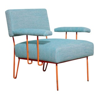 Modernist Lounge Chair For Sale
