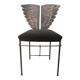Custom Made Wing Chair