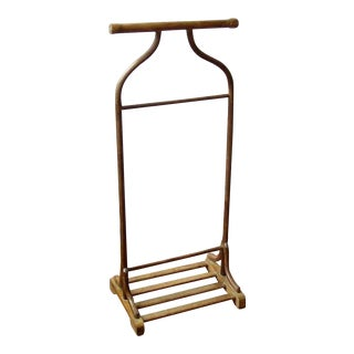 Early Modern Viennese Secession Valet/Coat Stand by Thonet For Sale