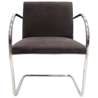 Mies van der Rohe Tubular Brno Chair by Knoll