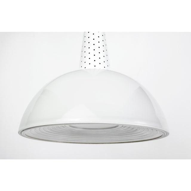 Mid-Century Modern Mathieu Mategot Pendant Light For Sale - Image 3 of 6