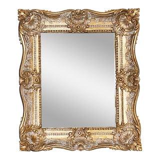 1950's Vintage Burwood Regency Mirror For Sale