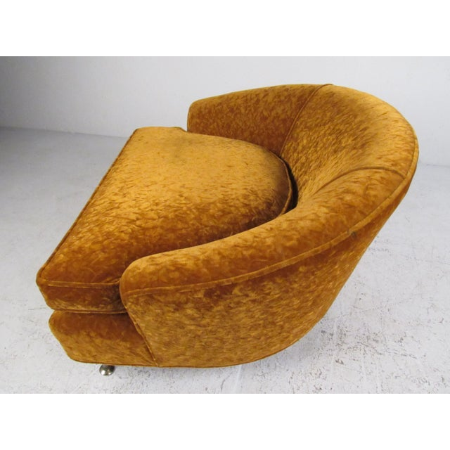 Adrian Pearsall Lounge Chair for Craft Associates For Sale In New York - Image 6 of 11
