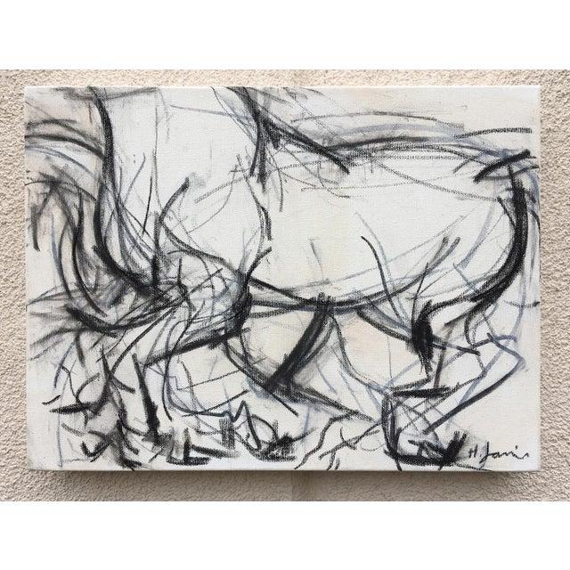 'Movement III' Original Painting - Image 4 of 6
