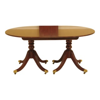 Baker Historic Charleston Collection Mahogany Oblong Dining Table