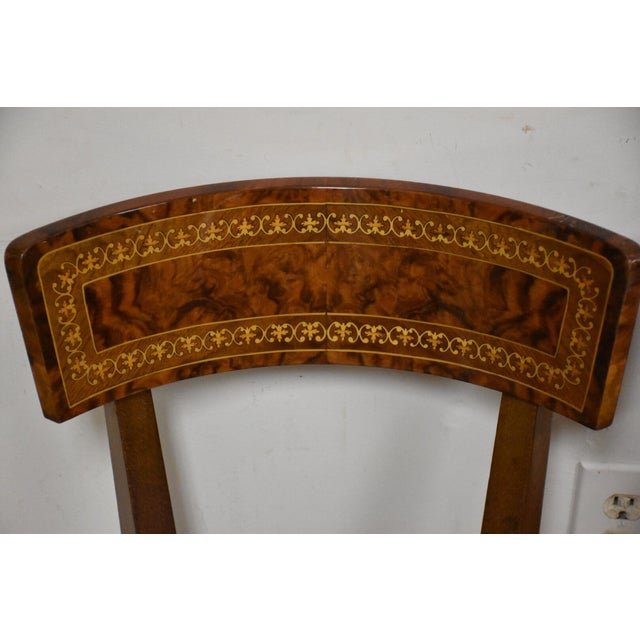 Italian Game Table Set For Sale - Image 10 of 11