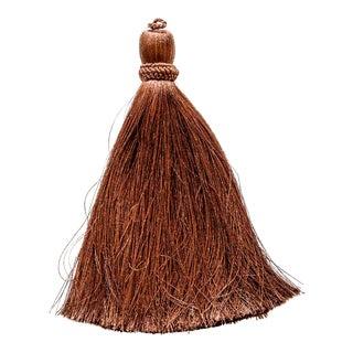 "Traditional 10"" Custom Copper Tassel For Sale"