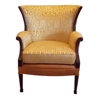 1930s Thebes Club Chair For Sale