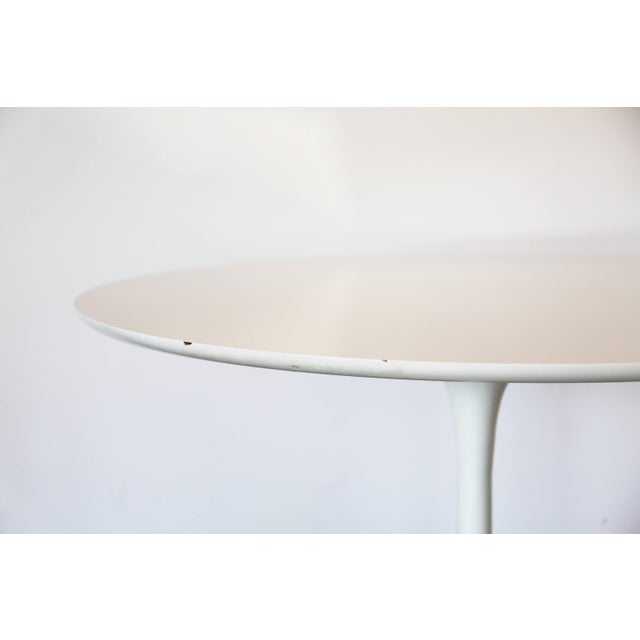 Vintage 70s Knoll Style Tulip Table - Image 5 of 10