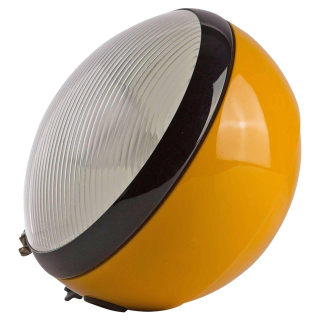 """Bowling"" Table Lamp by Leonardi and Stagi for Lumenform For Sale"