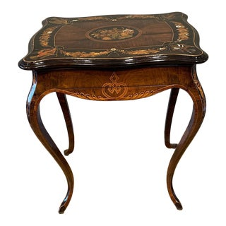 19th Century French Side Table For Sale