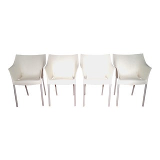 Kartell Dr. No Stacker Chairs - Set of 4 For Sale