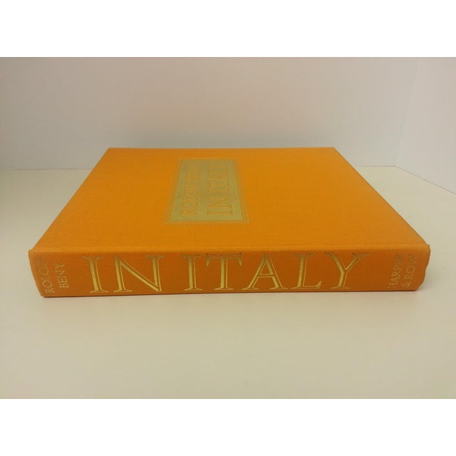 "Roloff Beny ""In Italy"" 1974 1st Edition For Sale - Image 5 of 7"