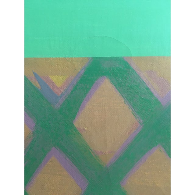 Abstract Painting by Paul Rinaldi For Sale - Image 5 of 8