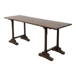 Sarreid Ltd Tuscan Harvest Table For Sale