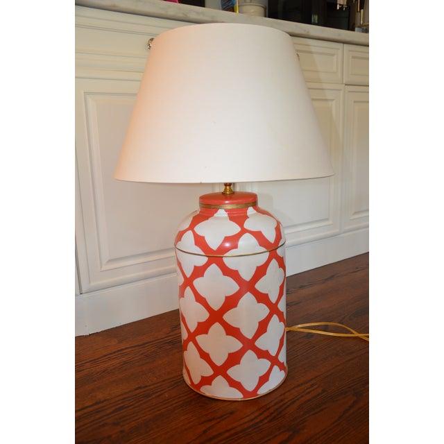 Dana Gibson Tea Caddy Lamp - Image 3 of 3