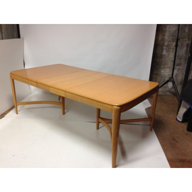 1940s Vintage Heywood Wakefield Dining Set For Sale - Image 5 of 8