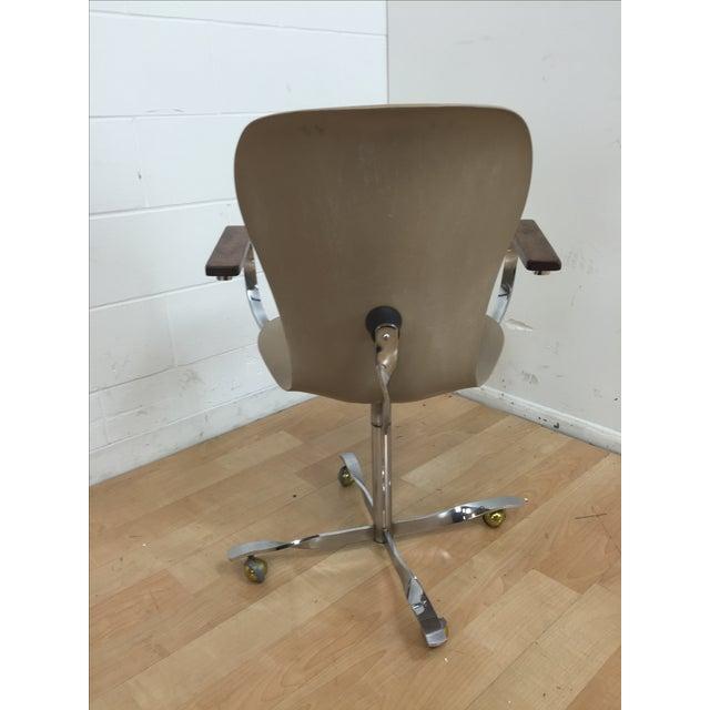 Mid-Century Gideon Kramer Ion Desk Chair - Image 11 of 11