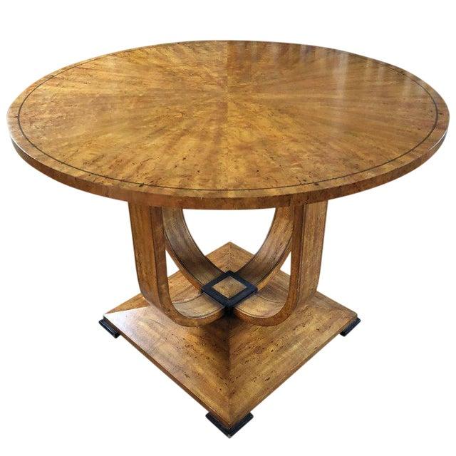 20th Century Biedermeier Style Center Table For Sale