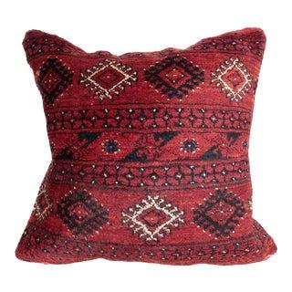 Vintage Turkoman Cushion Cover