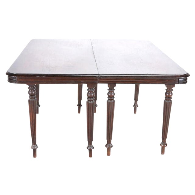 Anglo Indian Demi-Lune Tables - a Pair For Sale