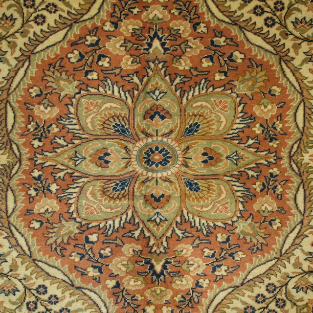 "Vintage Kayseri Carpet - 6'5"" X 9'6"" - Image 2 of 4"