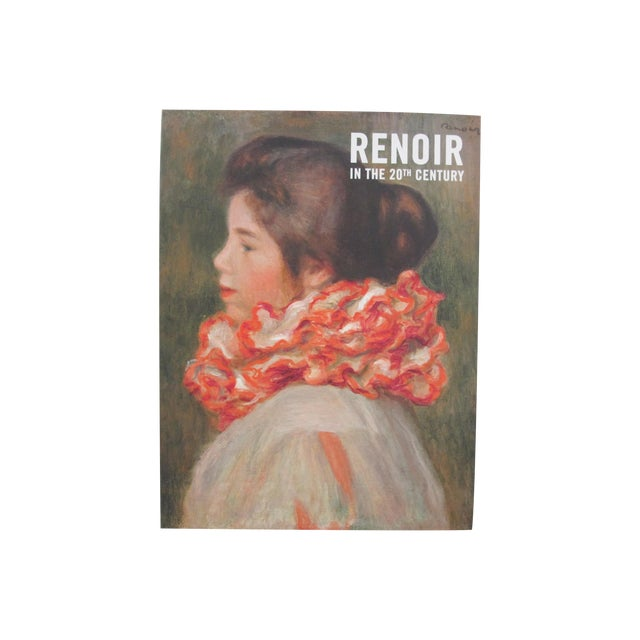 Iris Cantor Renoir In The 20th Century Book - Image 1 of 7
