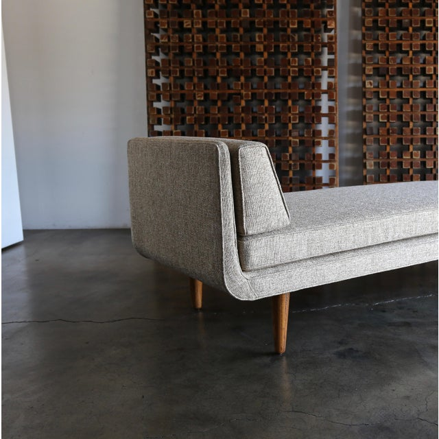 Mid-Century Modern 1960 Edward Wormley for Dunbar Daybed For Sale - Image 3 of 13