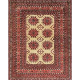 Mansour Quality Handmade Turkoman Rug