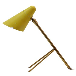 Boris Lacroix Table Lamp, 1950 For Sale