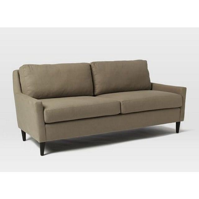 West Elm Everett Upholstered Sofa - Image 7 of 7
